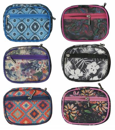 Pill And Vitamin Clutch - assorted colors