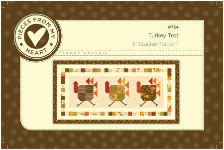Turket Trot Pattern
