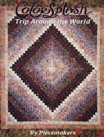 Color Splash Trip Around the World