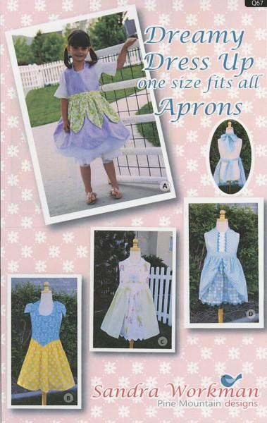 Dreamy Dress Up Aprons