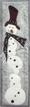 Tipsy Snowman Pattern