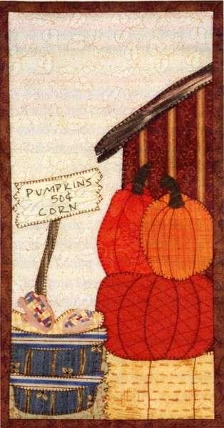 Autumn Pumpkin Harvest kit