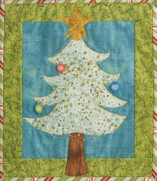 MM412 Monthly Minis December Tinsel Tree Patch Abilities, Inc.
