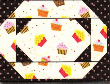 QPQ 0234 Picture Perfect - Quilt-As-You-Go Placemats