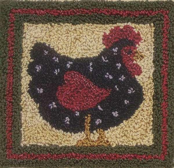 Kit PN Rachel's of Greenfield Black Hen