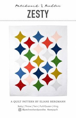Zesty Quilt Pattern
