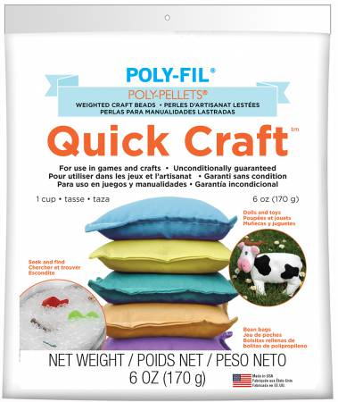Quickcraft Weighted Craft Beads