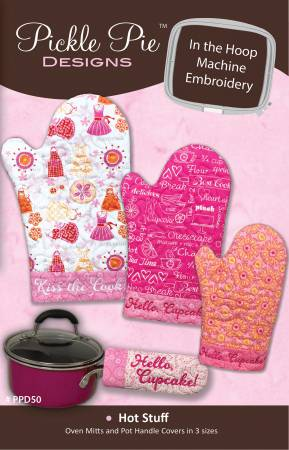 Hot Stuff Oven Mitts CD