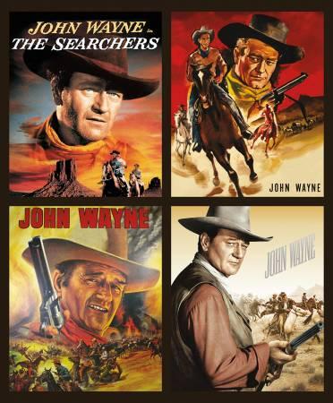 Riley Blake - John Wayne - Searchers Pillow 36 Panel - PPD11380 - W-13