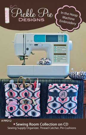 Sewing Room Collection In the Hoop Machine Embroidery