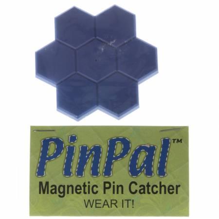 Pin Pal English Flower Garden Navy