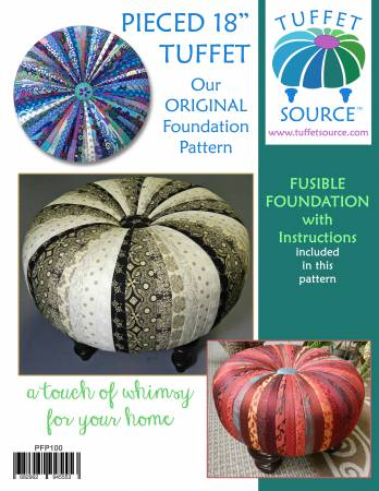Tuffet 18 Foundation & Instructions