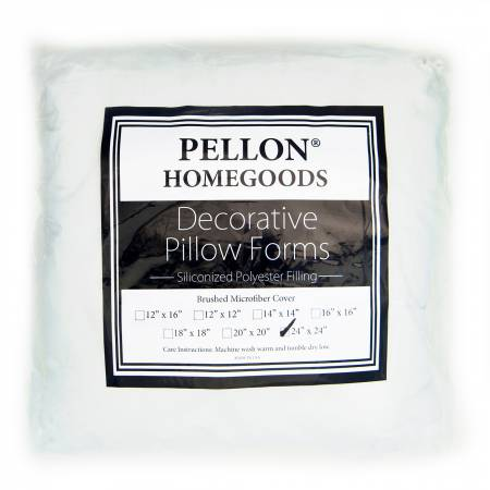 Pellon Decorative Pillow Form 24in x 24in