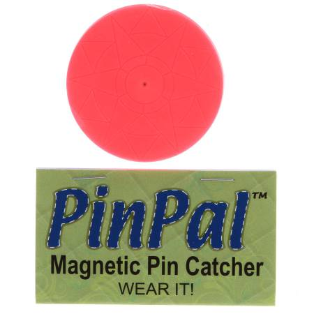 Pin Pal Mariners Compass Hot Pink