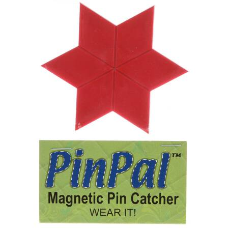 Stitchin' Tree Pin Pal Magnetic Pin Catcher Red Star