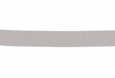 Polypro Webbing 1in--Grey