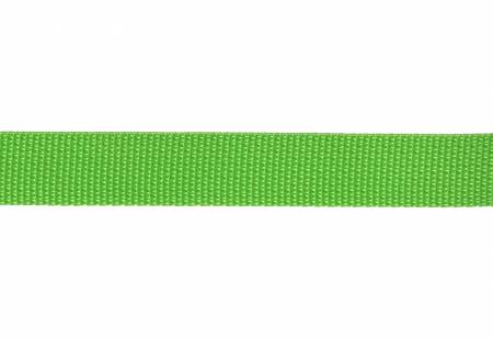 Polypro Webbing 1 - Lime