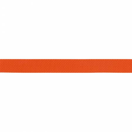 Polypro Webbing 1 - Orange