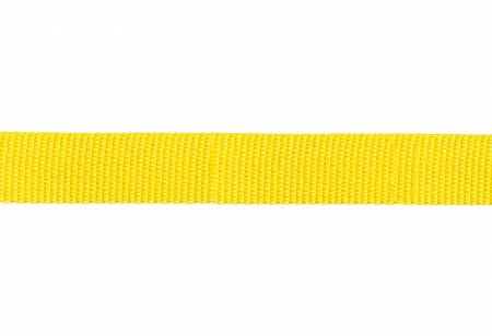 Polypro Webbing 1in x 25yds Yellow