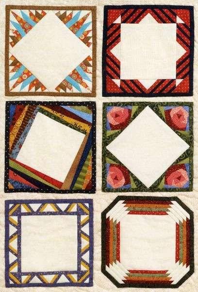 Paper Pieced Quilt Labels 8