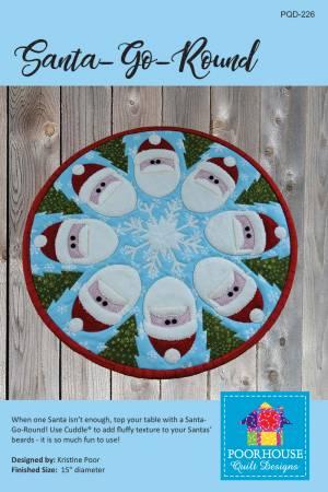 Santa Go Round # PQD-226