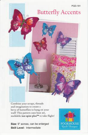 Butterfly Accents - PQD181