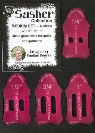 Sasher Collection Medium Set of 4 Sizes