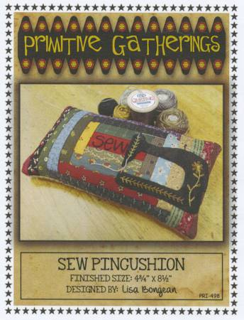 Sew Pincushion Kit