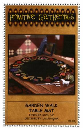 Garden Walk Table Mat