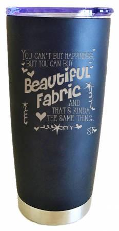Beautiful Fabric Premium Tumbler