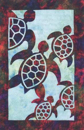Herd of Turtles Pattern