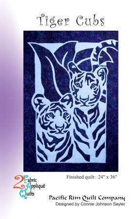 Tiger Cubs Pattern