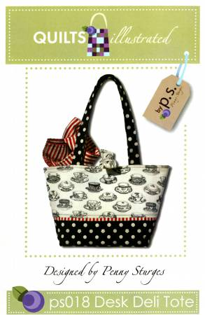 Desk Deli Tote - PS018
