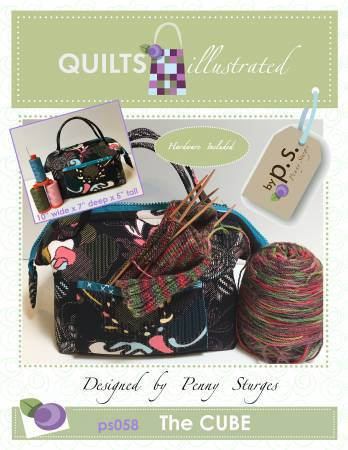 The Cube Pattern: Quilts illustrated
