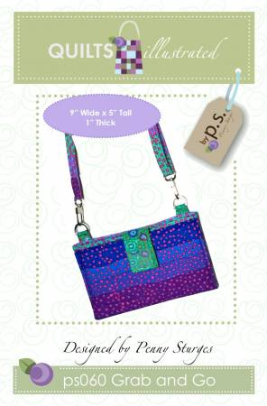 Grab and Go purse pattern