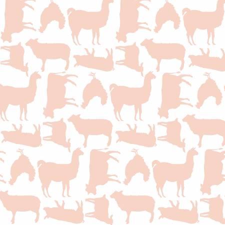 Prairie Sisters Barnyard Pink