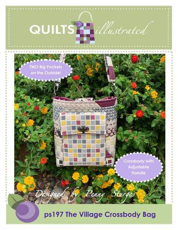 Village Crossbody Bag Pattern
