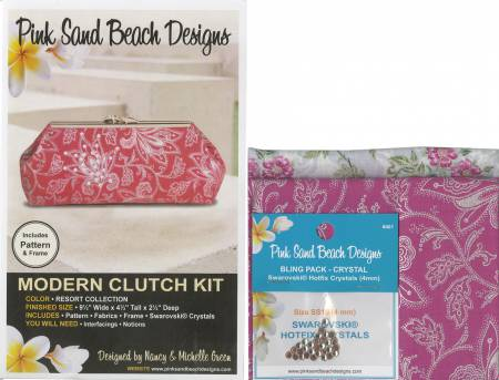 Modern Clutch Resort Kit Pack