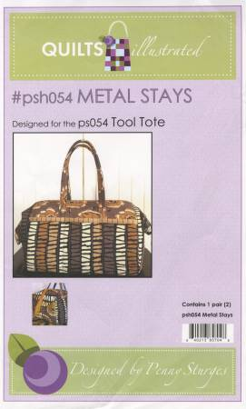 Metal Stays For The Tool Tote - PSH054