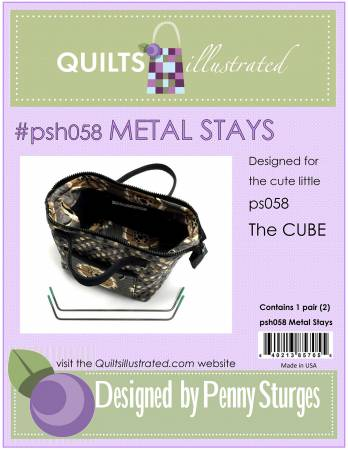 Metal Stays for The Cube - PSH058