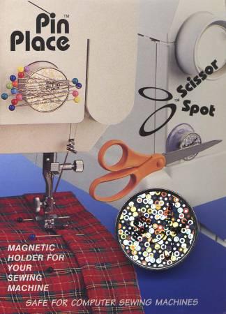 Pin Place Scissor Spot Magnet