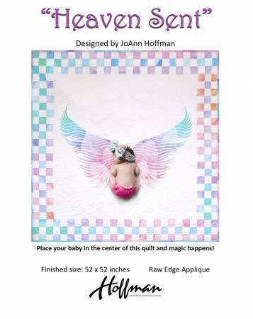 Heaven Sent Baby Quilt Pattern