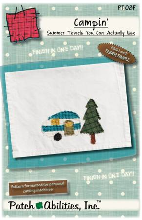 Campin Pattern (Includes Toweling and Fabrics)