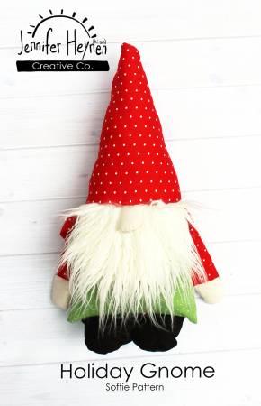 Holiday Gnome Softie