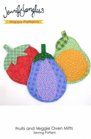 Fruit and Veggie Oven Mitts