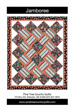Jamboree - Pine Tree Country Quilts - PT1662
