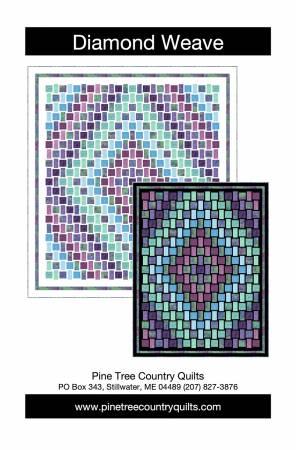 Diamond Weave Quilt Pattern