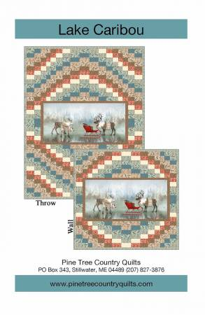 Lake Caribou by Pine Tree Country Quilts