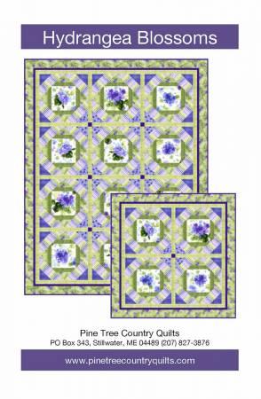 Hydrangea Blossoms Pattern