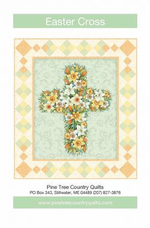 Easter Cross Quilt kit